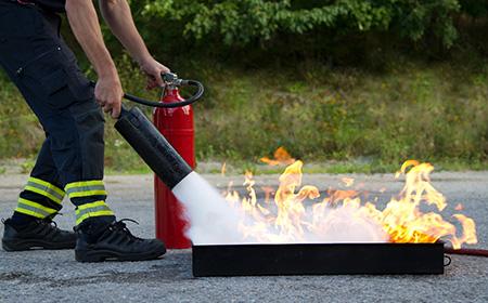 Formations en sécurité incendie Hauts-de-France