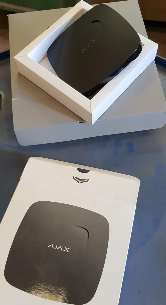 Installation de détecteur thermique SDI